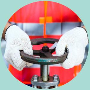 un pôle opérationnel pour la maintenance et la réparation de vos équipements hydrauliques; disconnecteurs