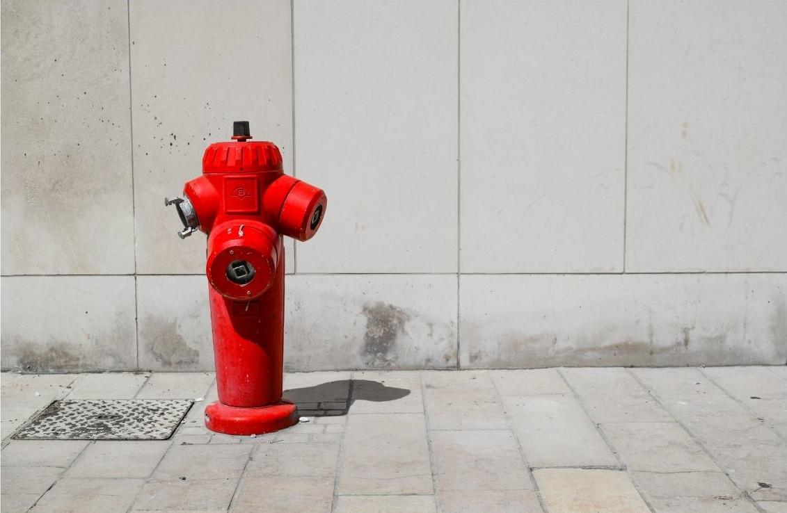 produits aquarem environnement appliqués au réseau d'eau pour la protection incendie