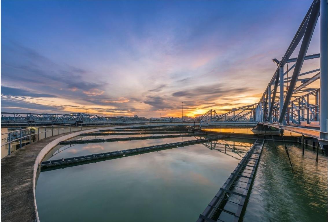 produits hydrauliques spécifiques au traitement des eaux