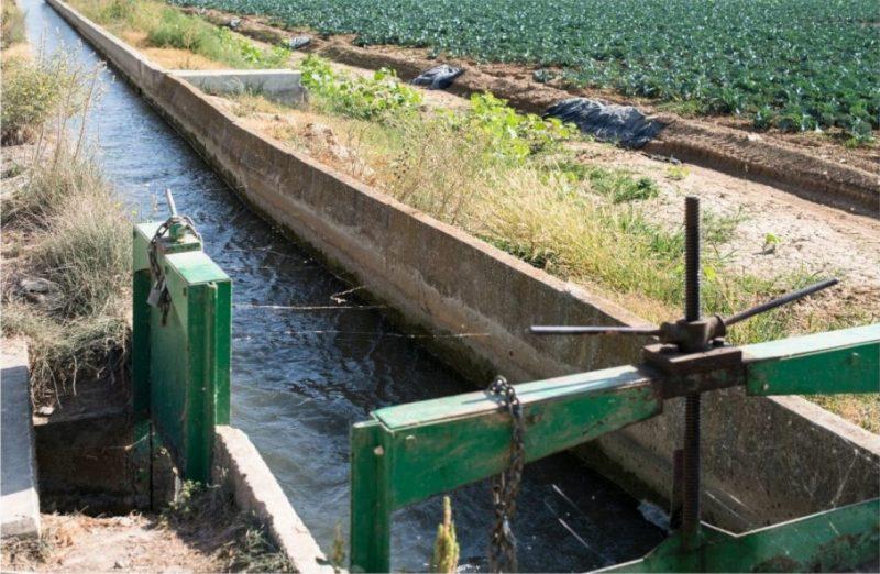 le métier aquarem environnement appliqué au domaine de l'irrigation
