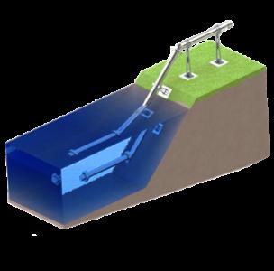 Canne d'aspiration AQUASPI aquarem environnement puisage sur le réseau d'eau