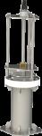 Vanne téléscopique VANTEL équipements de réservoirs et de stations d'épuration ou traitement des eaux, aquarem environnement à Dagneux près de Lyon