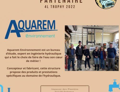 """Partenariat avec l'équipage """"Les Daroulinettes"""" du 4L TROPHY 2022"""