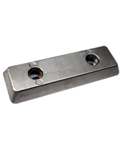 Anode sacrificielle protection contre la corrosion des équipements hydrauliques